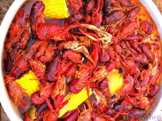 Southern Style Crawfish Boil Recipe