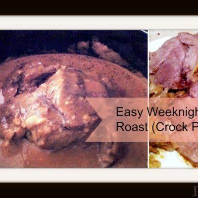 The Best Pot Roast Recipe EVER (Crock Pot)