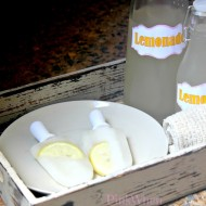 Lemonade Recipe and Making Labels