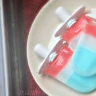 Summer Popsicle Series – Patriotic Popsicles