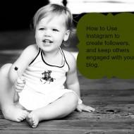 Turn Instagram Followers into Blog Followers