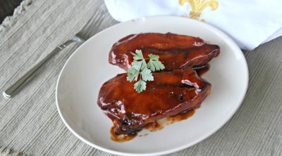 Slow Cooker BBQ Chicken Recipe at Mommifried
