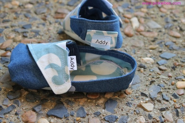 Super Cute TOMS Inspired Toddler Shoes