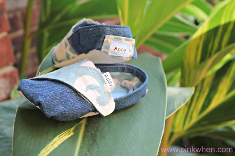 Baby Toms Shoes Size