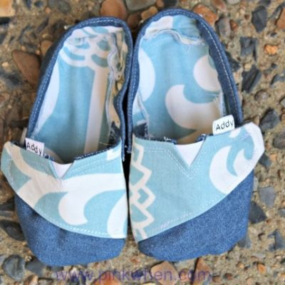 TOMS Inspired Toddler Shoes