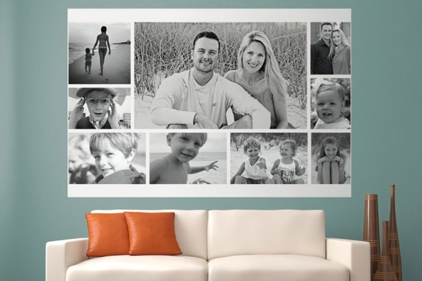 An awesome and large picture collage using WeMontage.