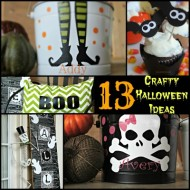 13 Crafty Halloween Ideas