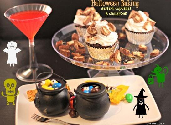 Delicious Halloween Baking Dessert Cupcakes1 #SpookyCelebration #cbias #shop