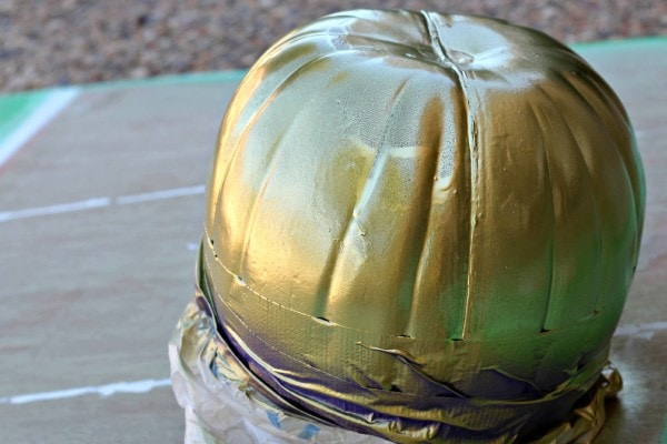 Harvest Pumpkin Painted