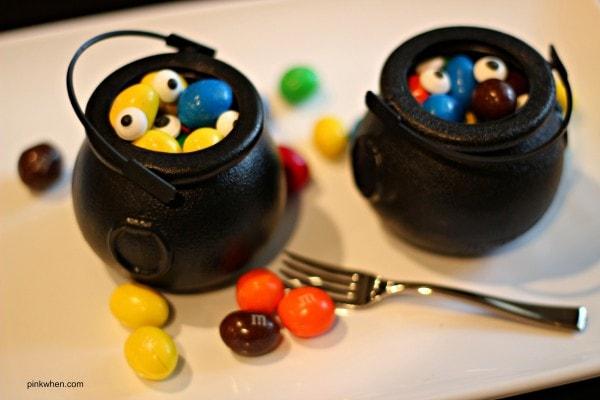 Spooky Cauldron Dessert #SpookyCelebration #cbias #shop