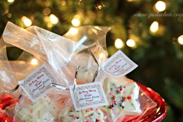 Christmas Candy Delight and Free Printable