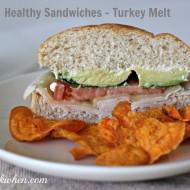 Healthy Turkey Sandwiches