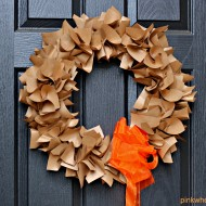 How to Make a Paper Wreath