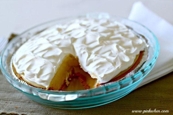 Key Lime Pie Recipe via PinkWhen.com