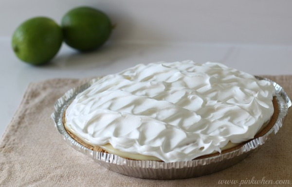Key Lime Pie from PinkWhen.com