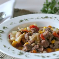 Vegetable Beef Stew Recipe