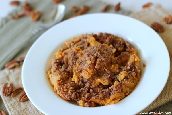 Holiday Baking and Gourmet Sweet Potato Casserole Recipe #HolidayButter #cbias #shop