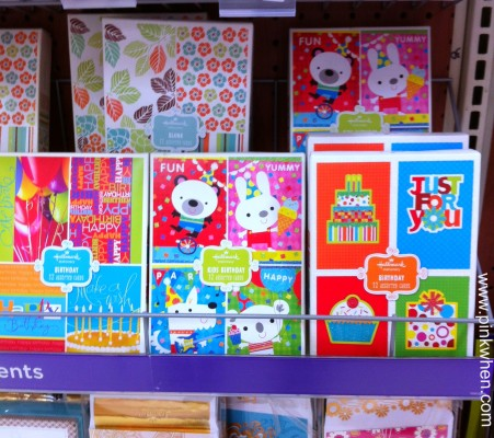 Holiday Birthday Hallmark Cards #BirthdaySmiles #cbias #shop