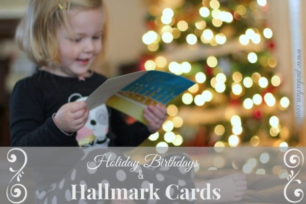 Holiday Birthdays & Hallmark Cards #BirthdaySmiles #cbias #shop