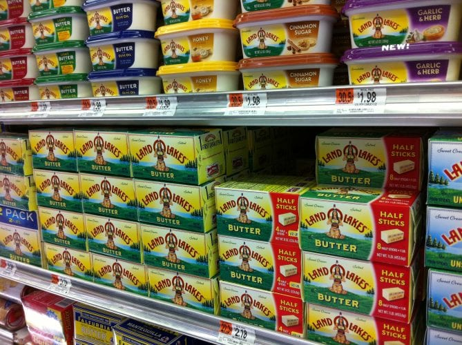 Substitute Margarine For Butter In Pound Cake
