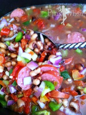 Slow Cooker Sausage Gumbo