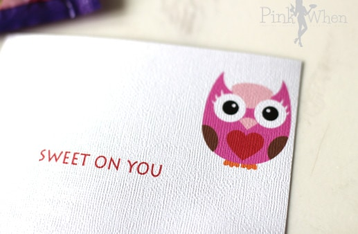 Sweet On You Free Valentine Printable