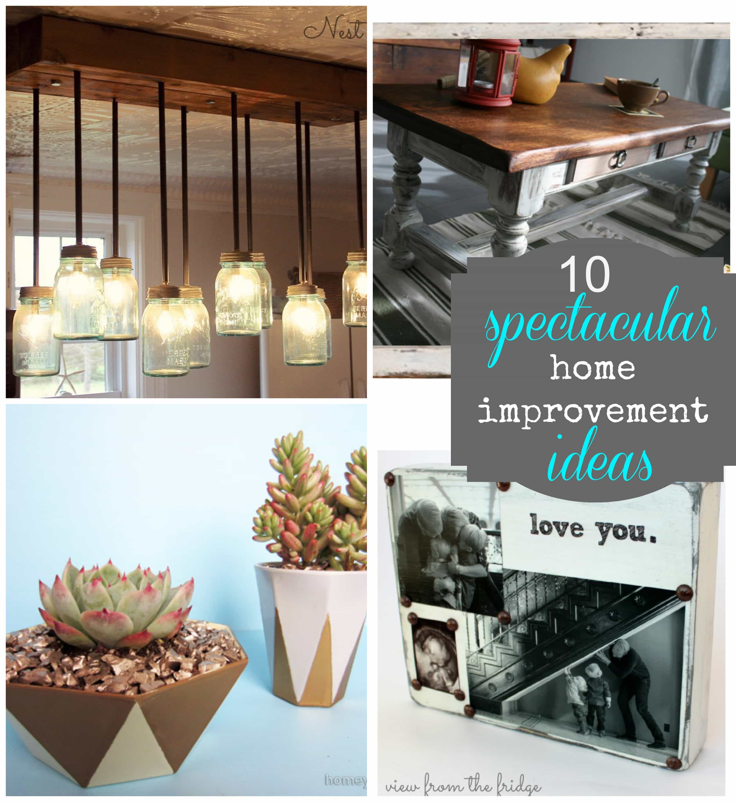 10 Spectacular DIY Ideas - PinkWhen