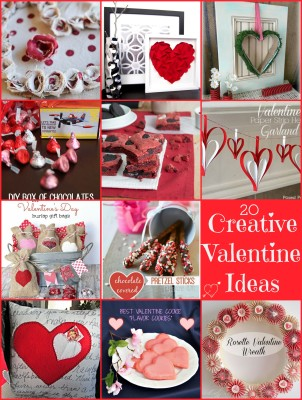 20 Creative Valentine Ideas