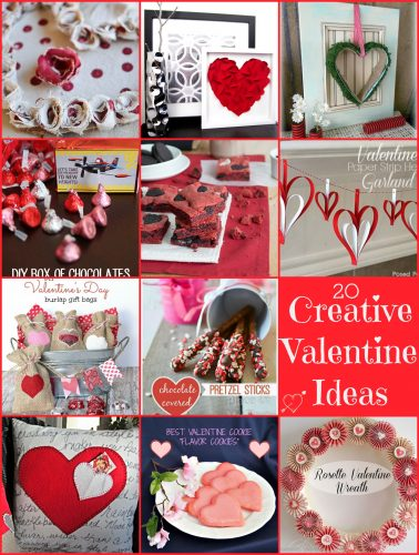 20 creative valentines day ideas