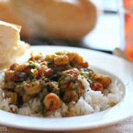 Cajun Louisiana Style Crawfish Etouffee Recipe