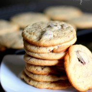 {Huckleberry} Chocolate Chip Cookies Recipe