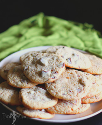 Chocolate Huckleberry Chips Cookies Recipe