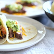The Secret to Easy Skillet Filet Mignon Steak Tacos
