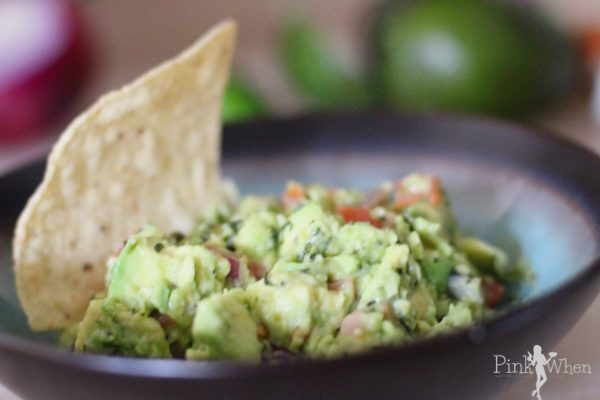 Homemade Guacamole Recipe, perfect for Cinco De Mayo!