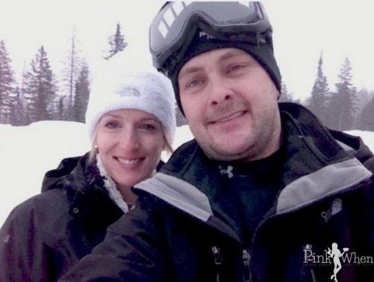 ski shot