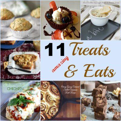 11 Amazing Treats & Eats