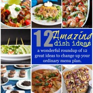 12 Amazing Dish Ideas