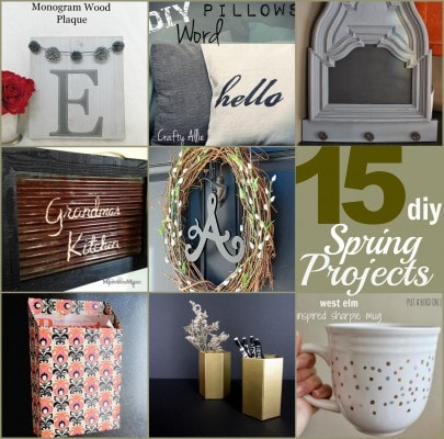 15 Fun Spring Projects