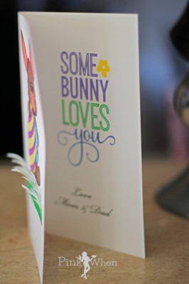 Easter Print and Cut Promotion