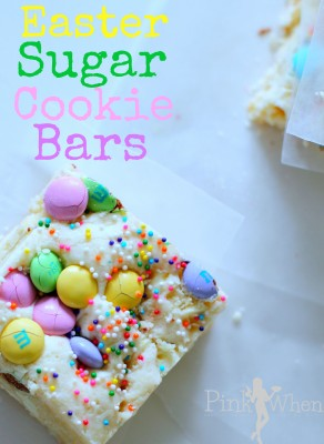 Easter Sugar Cookie Bars | Page 2 of 2