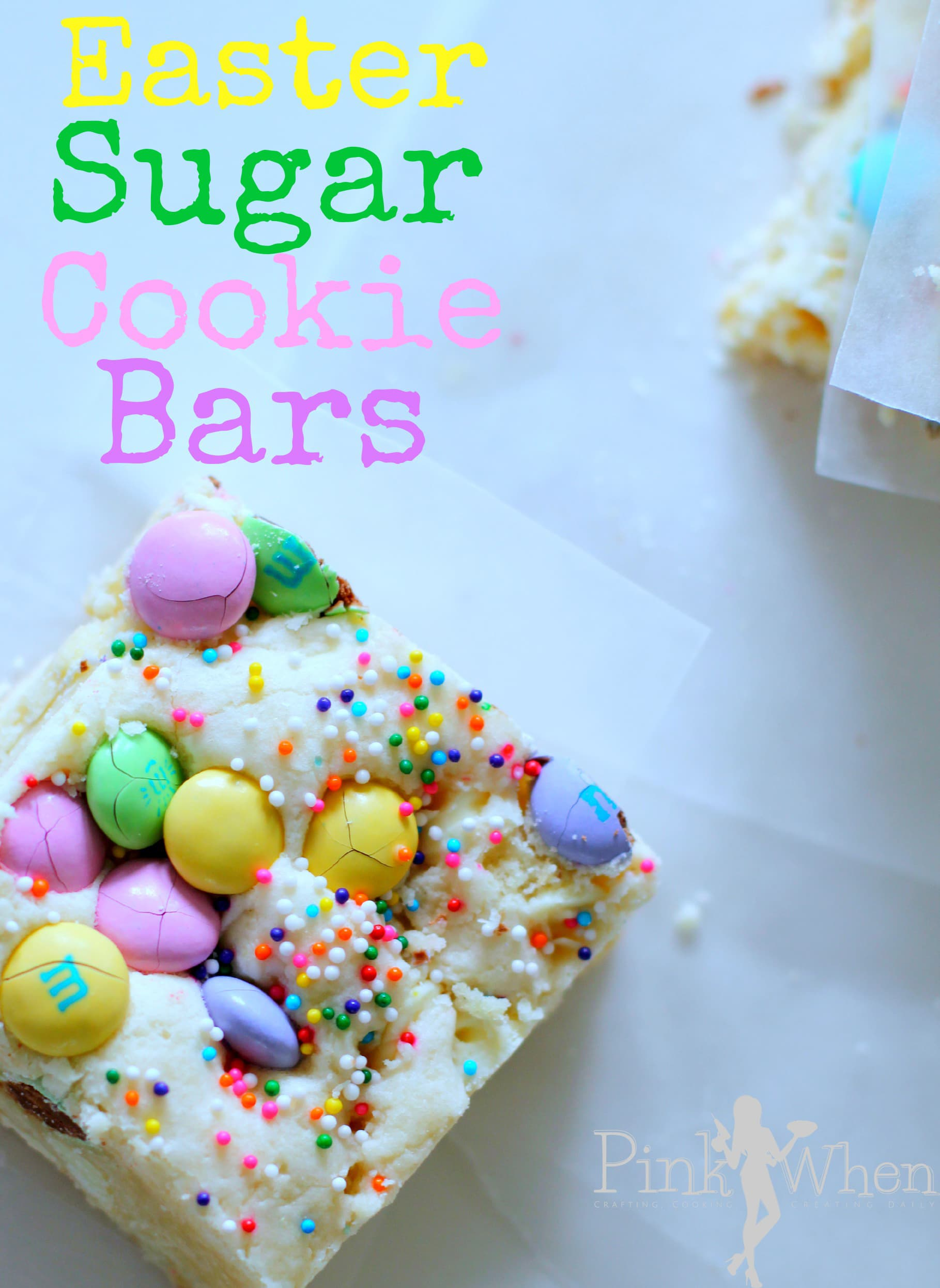 Easter Sugar Cookie Bars - Page 2 of 2