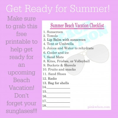 Summer Beach Vacation Free Printable.jpg