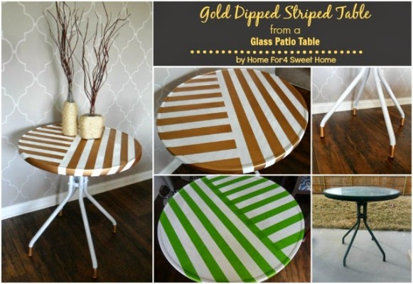gold dipped blog