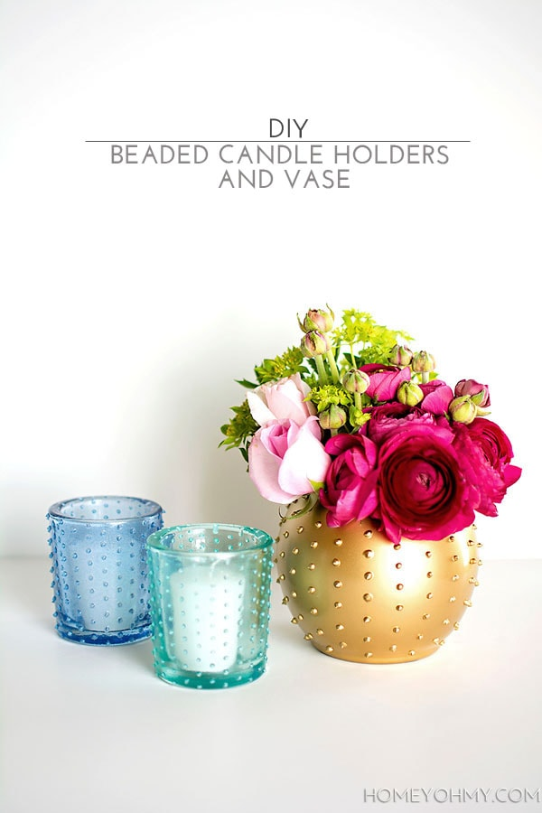 Clay Candle Holders Craft