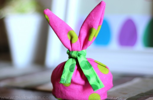 Easter Bunny Gift or Treat bag