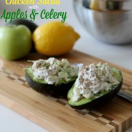 How to Make an Amazing Chicken Salad with Apples and Celery