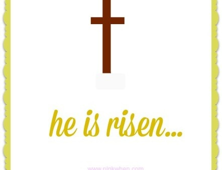 Sunday Quote - Easter