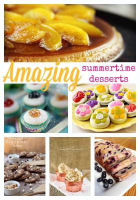 Amazing Summertime Desserts