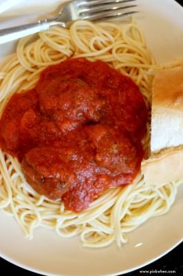 Italian Style Meatballs Recipe