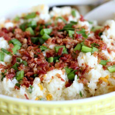 How to Make a Loaded Baked Potato Salad Recipe